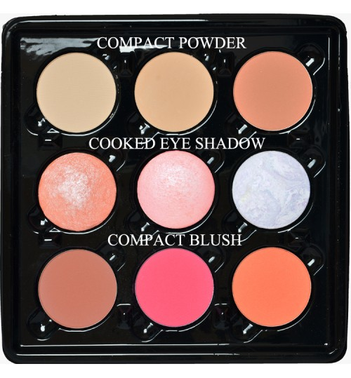 Paleta FILM maquillage Fard Blush Pudra