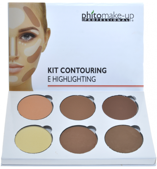 KIT CONTOURING & HIGHLIGHTING