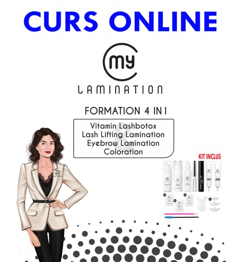 CURS ONLINE MY LAMINATION 4 IN 1