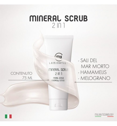 Mineral Scrub 2 in 1